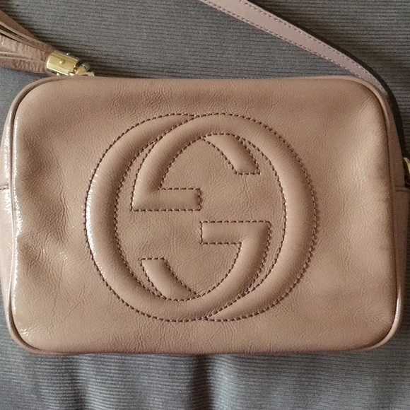 a43b4e00d10252 Gucci Bags   Price Reduced Soho Disco Cross Body Bag   Poshmark
